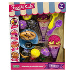Juego Food For Kids Set De Comida 1 Original Ditoys