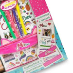 Juli4ever Super Creative Set Cuaderno Y Cartuchera Original