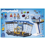 Playmobil City Action Aeropuerto Torre De Control