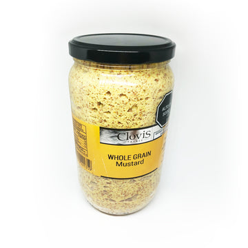 Whole Grain Mustard Clovis 810 gr