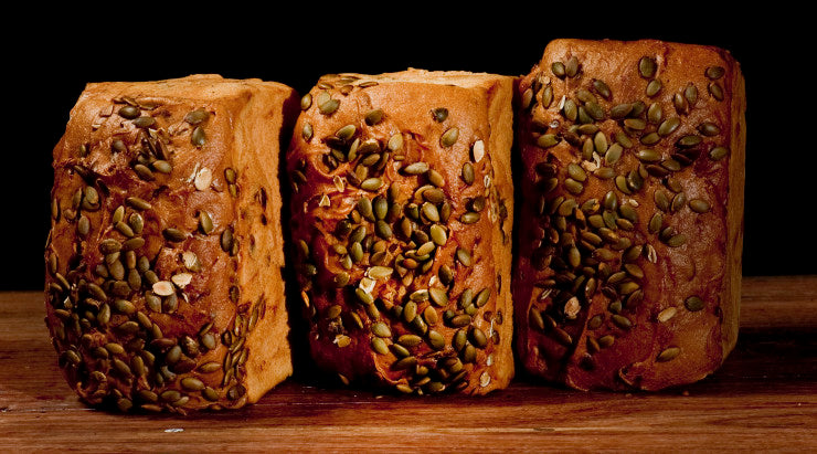 GF Buckwheat & Pumpk Seed Loaf 900g