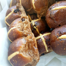 Load image into Gallery viewer, Hot Cross Buns Traditional (Bag of 6)