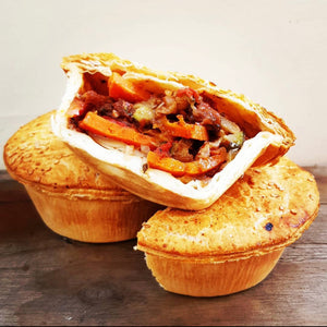 Roast Veg Pie 250g (Box of 4)