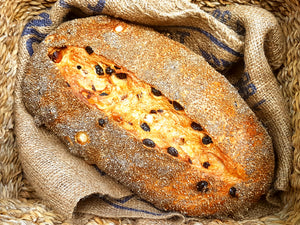 Fig & Raisin Sourdough