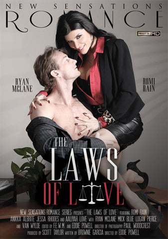 DVD - The Laws of Love