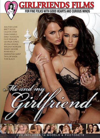 DVD - Me and My Girlfriend by Tammy Sands for Girlfriends Films
