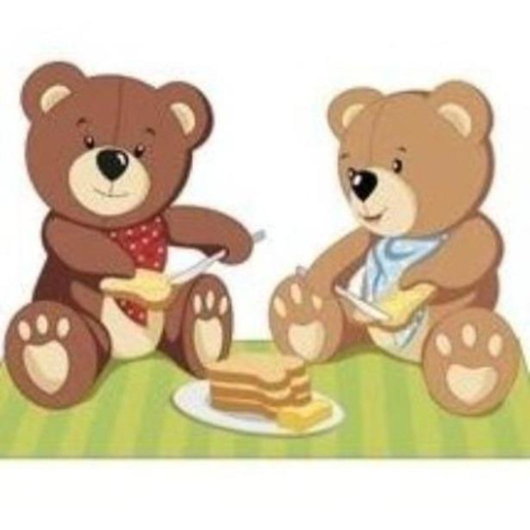 Young Bears Picnic £10
