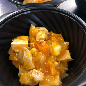 Kids Sweet and Sour Chicken