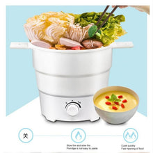 Load image into Gallery viewer, 3-in-1 Foldable Electric Cooking Pot