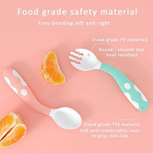 Load image into Gallery viewer, 360 Bendable Training Spoon for Kids
