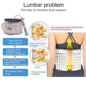 Back Relief Belt Waist Support