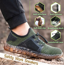 Load image into Gallery viewer, KRATOS Breathable Safety Shoes