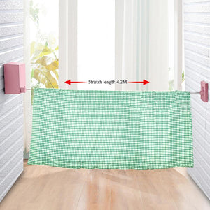Retractable Clothes Hanging Line