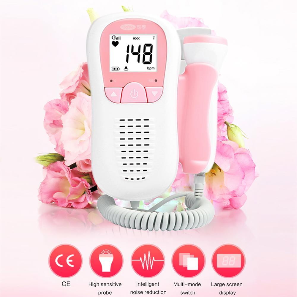 Fetal Doppler Heart Rate Monitoring