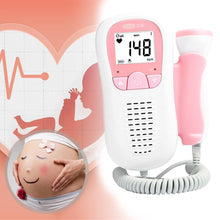 Load image into Gallery viewer, Fetal Doppler Heart Rate Monitoring