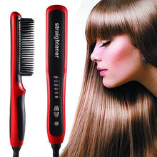 Load image into Gallery viewer, Silkylocks™ Universal Hair Straightener Comb