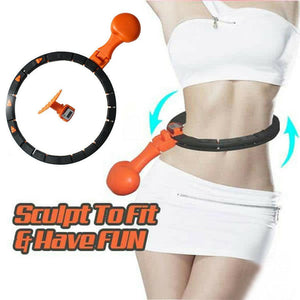 Portable Smart Hula Hoop