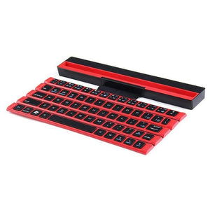 Pack&GO Foldable Bluetooth Keyboard