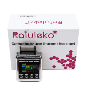 Laser Semiconductor Therapy Instrument for Diabetes, Hypertension, Cholesterol