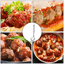 Load image into Gallery viewer, Stainless Steel Meatball Making Scoop