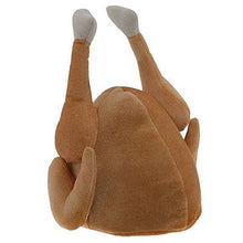 Load image into Gallery viewer, Novelty Chicken Hat
