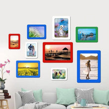 Load image into Gallery viewer, DIY Nail-free Easy Magnetic Photoframes