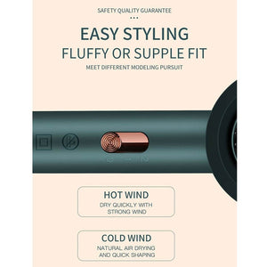 Professional Cold Wind Styling Hair Dryer