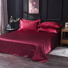 Load image into Gallery viewer, Luxury Satin Bedsheets