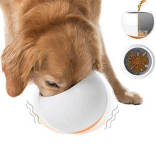 Load image into Gallery viewer, PetLux™ Intelligent Designer Slow-Feeder Wobbler Bowl