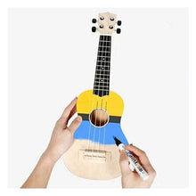 Load image into Gallery viewer, DIY Ukulele Kit