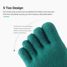 Load image into Gallery viewer, FIVETOES™ Ultra Protective Athletic Toe Socks