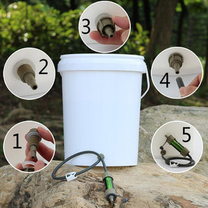 Portable Water Purifier for Camping