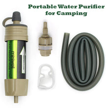 Load image into Gallery viewer, Portable Water Purifier for Camping