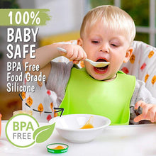 Load image into Gallery viewer, BabyWare™ Waterproof Easy-clean Silicone Bib