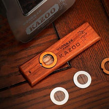 Load image into Gallery viewer, Vintage Wooden Kazoo