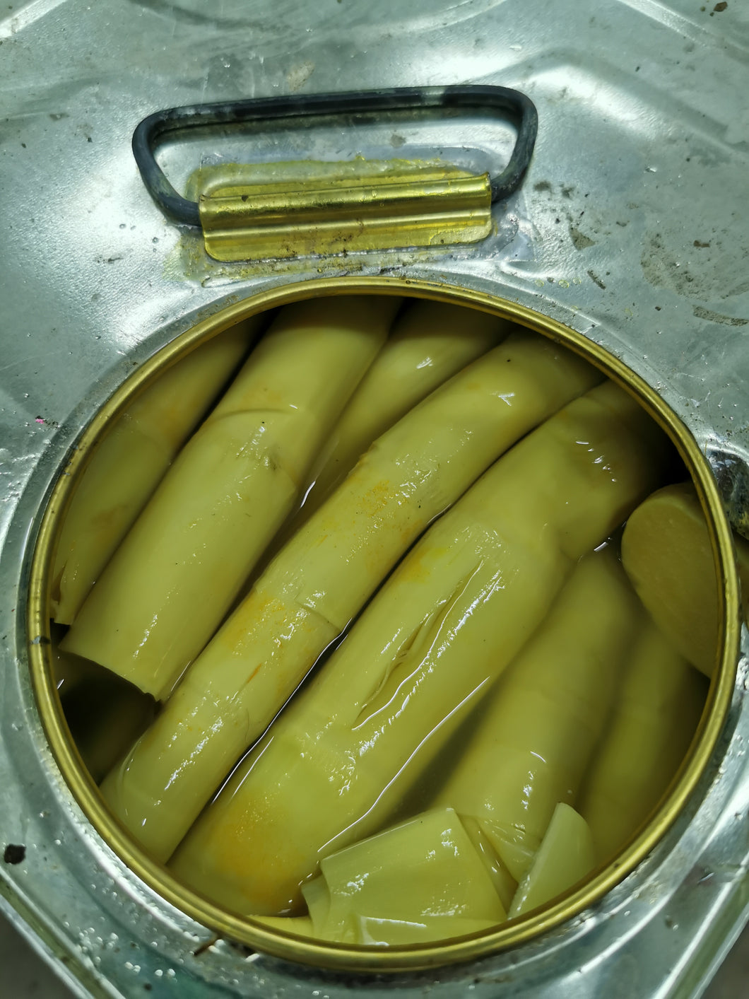 Bamboo Shoot 500gram