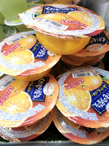 Japan Trumi Jelly (Mandarin Orange)