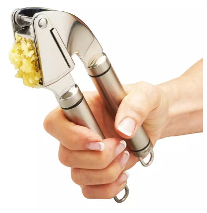 Stainless Steel Professional Garlic Masher
