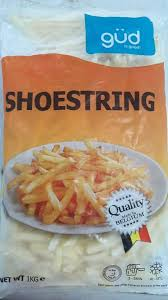 Fries - GUD Shoestring Fries 1KG