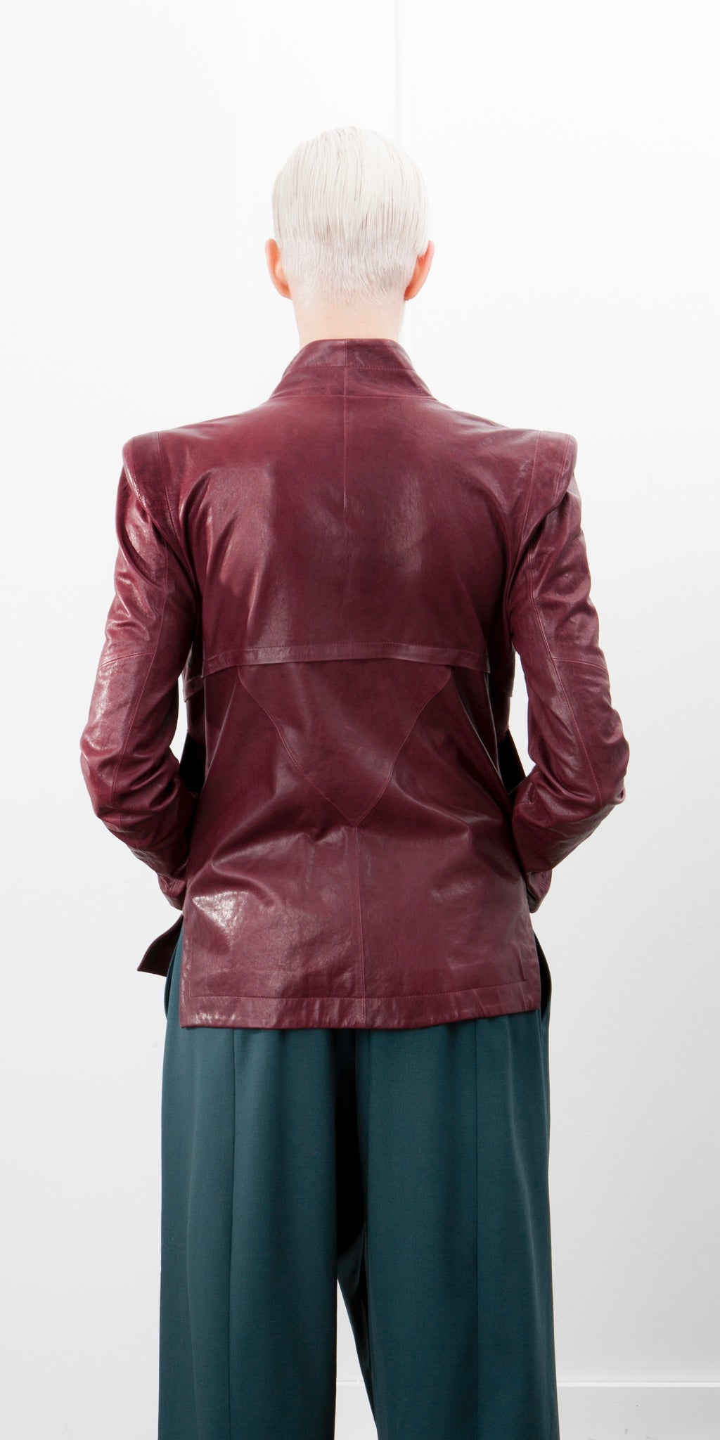 Hydro Moto Leather Jacket