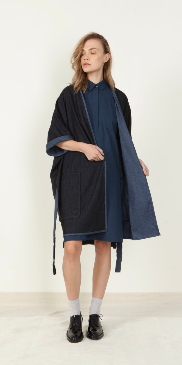 Reversible Oblong Coat