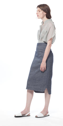 Uti Pocket Slim Skirt