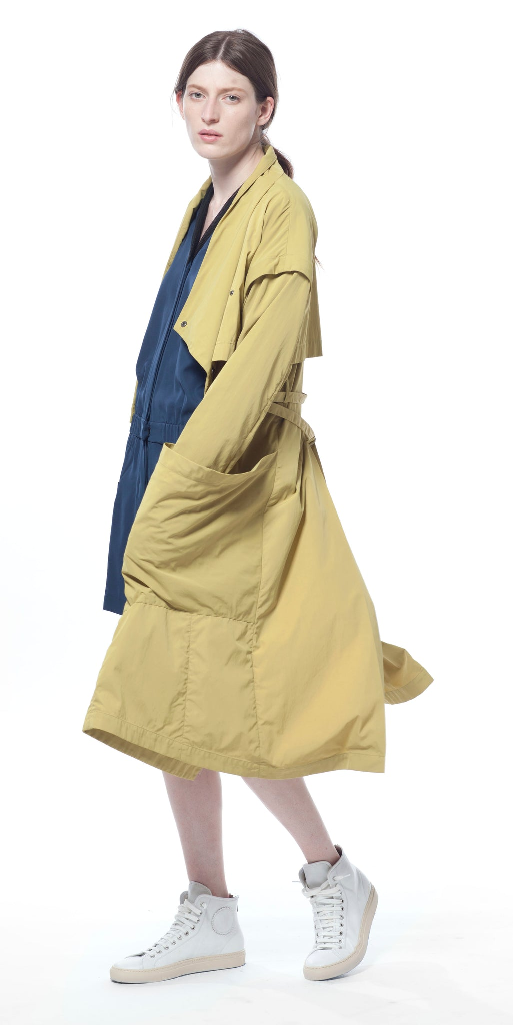 Archetype Convertible Trench