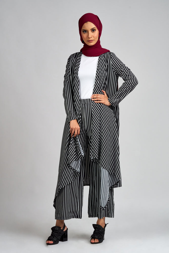 Mila Striped Co-ord (Outer)