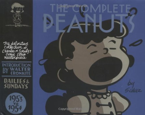 Complete Peanuts 1953-1954 : Vol. 2 Hardcover Edition