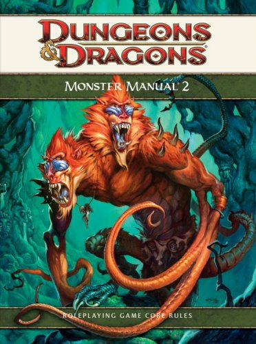 Dungeons & Dragons : Monster Manual 2 : 4th Edition
