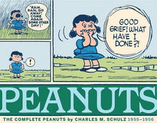 Load image into Gallery viewer, Complete Peanuts 1955-1956