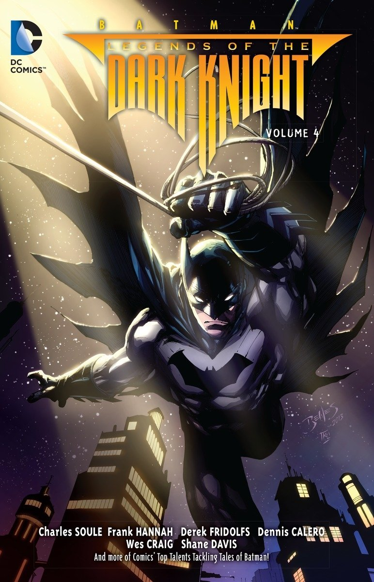 Batman : Legends Dark Knight Vol. 4
