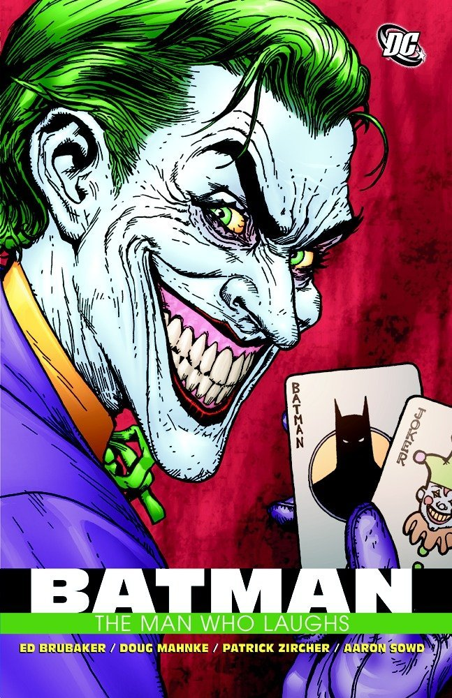 Batman : The Man Who Laughs