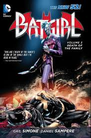 Batgirl Vol. 3 : Death of the Family (The New 52)